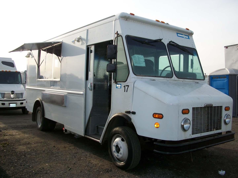 Food Sale: Buy Custom Food Truck